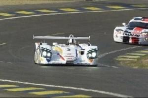 2001 Le Mans Audi R8
