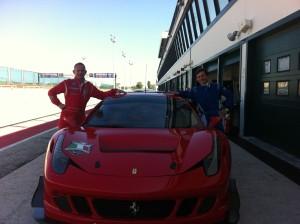 Ferrari-esc