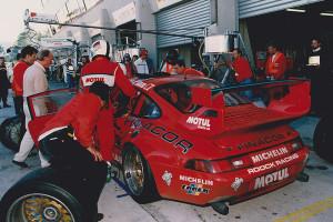 Le Mans 1996 GT2